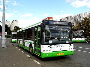 когда уходит автобус 736 из строгино