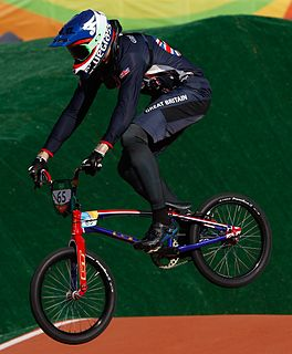 Liam Phillips English bicycle motocross rider
