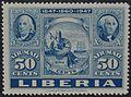 Libéria US Postage 1947 50c.JPG