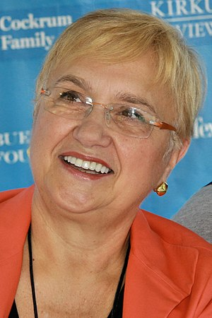 Lidia Bastianich - Bastianich at the 2014 Texas Book Festival.