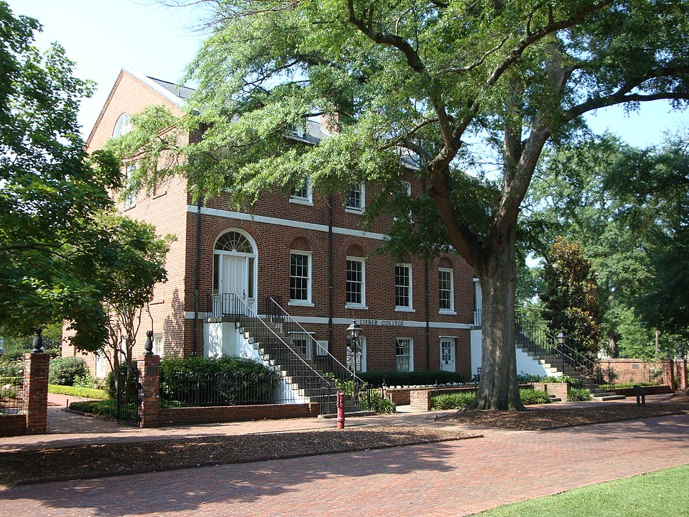 Lieber College, University of South Carolina