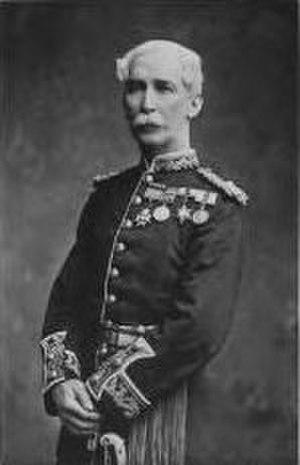John Wellesley Thomas - Image: Lieut General John Wellesley Thomas, CB