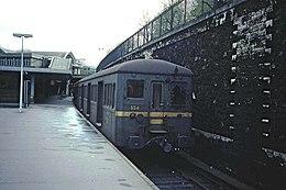 1500 sur la ligne d'Auteuil en 1983.