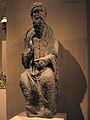 Limestone sculpture of Moses.jpg