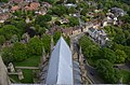 Lincoln Cathedral from central tower (26959816853).jpg