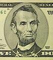 Lincoln on 5 USD bill.jpg