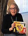 Linda Boyden with Powwow's Coming.jpg