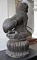 Lion Capital - Chunar Sandstone - Circa 3rd Century BCE - Rampurva - ACCN 6298-6299 - Indian Museum - Kolkata 2014-04-04 4350.JPG