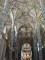Lisboa, Igreja de Santa Maria de Belém, abóbada (15).jpg