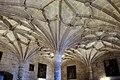 Lisbona, monastero di jeronimos, interno, sagrestia 01.jpg