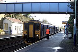 Liskeard - FGW 150219 down train.jpg