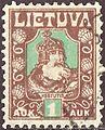 Lithuania 1921 MiNr 0095 B002.jpg