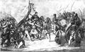 Lithuanian partisans unite with General Henryk Dembiński.PNG