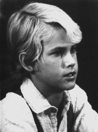 Michael Landon Jr. - Image: Little House on the Prairie Michael Landon Jr 1977