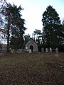 Little Marlow Cemetery, Fern - geograph.org.uk - 98268.jpg