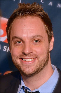 Robin Paulsson Swedish stand-up comedian, screenwriter and television presenter