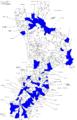 Locali di ndrangheta della Calabria con nomi 2016.png