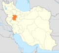 Locator map Iran Hamadan Province.png