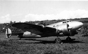 Lockheed XC-35 - Lockheed XC-35