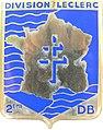 2e division blindée à Saint Germain en Laye