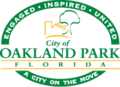 Logo of Oakland Park, Florida.png