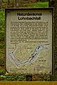 Lohnbachfall bei Schönbach - Schild.jpg