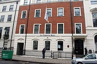 Le Cordon Bleu - Le Cordon Bleu school in London