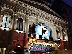 London Palladium - Sister Act (4076617554).jpg