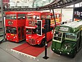 London Transport Museum buses 13 June 2010.jpg