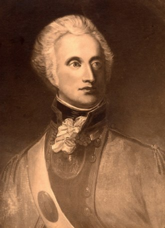 Lord Charles Somerset - Image: Lord Charles Henry Somerset