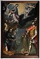 Lorenzo Lippi, Madonna col Bambino tra i ss. Michele, Sebastiano, Rocco, Donato e Antonio da Padova, 1634, 01.jpg