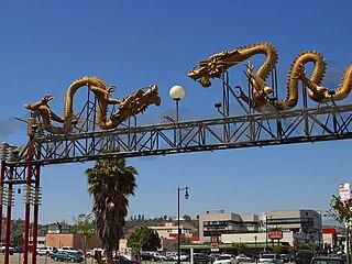 Chinatown, Los Angeles Neighborhood of Los Angeles