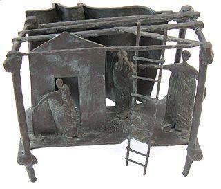 Elke Rehder German sculptor