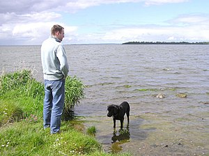 Lough Neagh (borders five counties) - geograph.org.uk - 52099.jpg