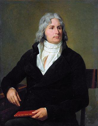1766 in France -  Louis-François Bertin