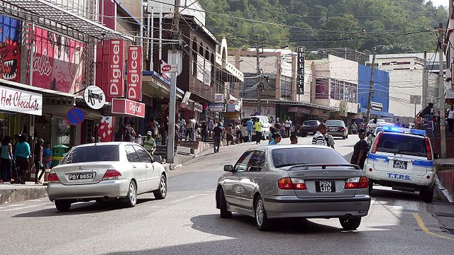 File:Lower High Street, San Fernando, Trinidad and Tobago ...