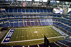 Lucas Oil Stadium i Indianapolis