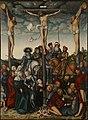 Lucas Cranach d.Ä. - Kreuzigung (1532, Indianapolis Museum of Art).jpg