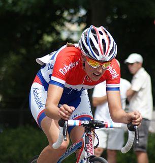 Lucinda Brand cyclist
