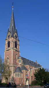 Ludwigshafen mundenheim kirche katholische Katholisches Dekanat
