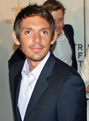 Lukas Haas - Haas in April 2007