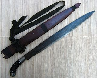 Dahong palay Sword