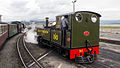 Lyd and NG87 at Porthmadog.jpg