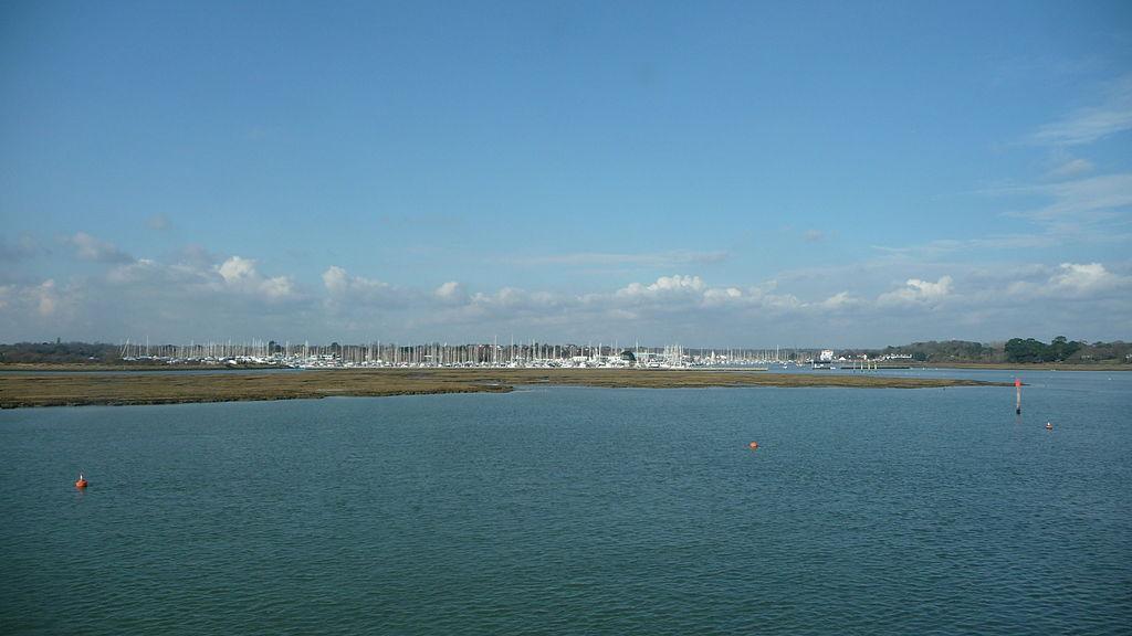 Lymington Harbour 2