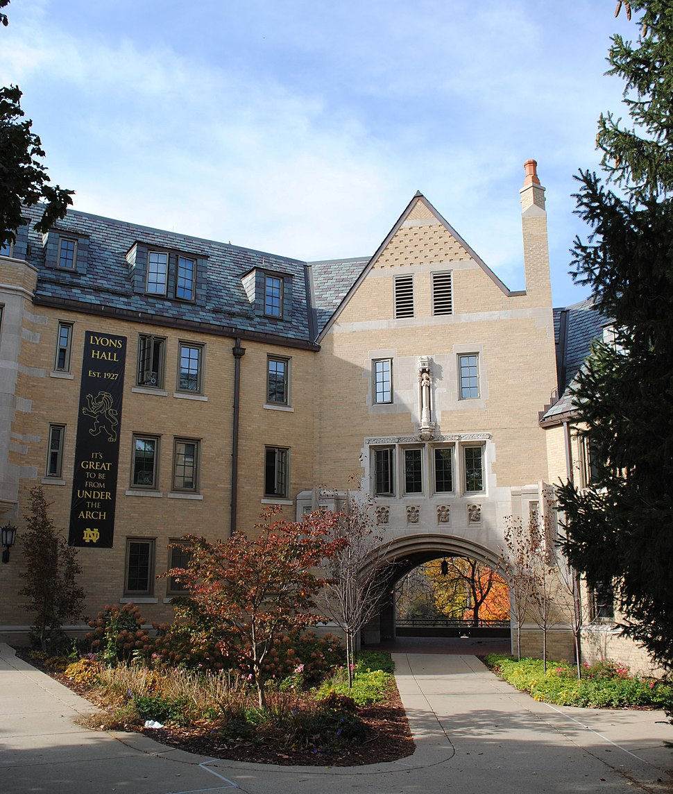 Lyons Hall