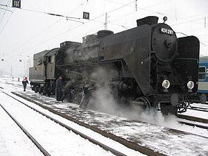 MÁV Class 424 - Image: MÁV 424,287