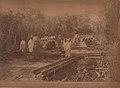 Météorite de Bendégo - rapport présenté au Ministère de l'Agriculture, du Commerce (...) et le transport du météorite de Bendégo de l'interieur de la province de Bahia au Musée National (page 73 crop).jpg