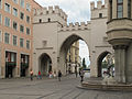 München, poort bij Karlsplatz positie2 2012-08-05 09.56.jpg