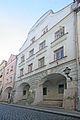 Měšťanský dům (Hradec Králové), Rokitanského 72.JPG
