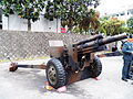 M2A2 Howitzer Display in ROCA Taitung District Command Department 20120324a.jpg